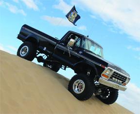 Black-Sand-Truck