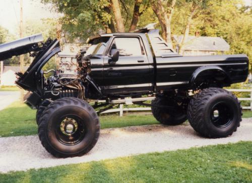 Black-Truck-Fenderwells