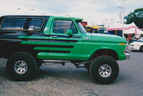 Customer-Green-Bronco-with-Headers